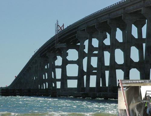 Outer Banks, North Carolina – Herbert C. Bonner Bridge Rehabilitation