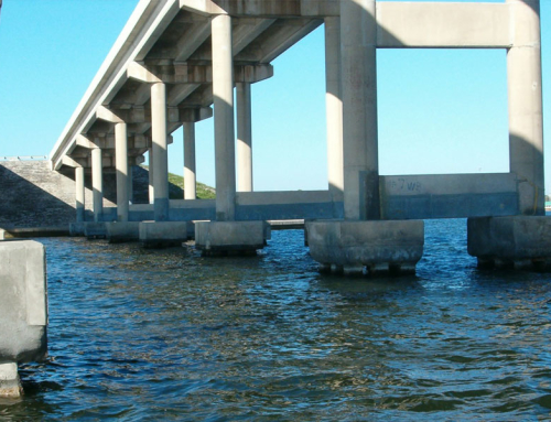 Melbourne, Florida – SR 404 Bridge Low-Water Pile Cap Repairs